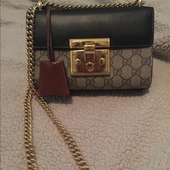 825608f15167 Gucci Bags   Authentic Padlock Shoulder Bag   Poshmark